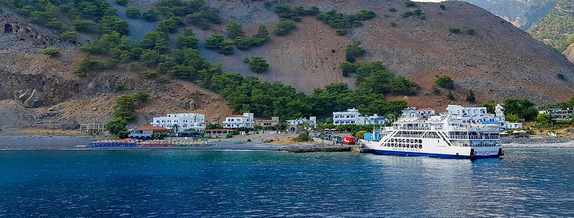 Playa de Agia Roumeli