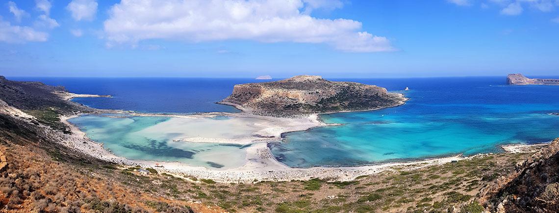 Bahia de Balos Creta