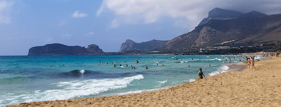 Playa de Falasarna