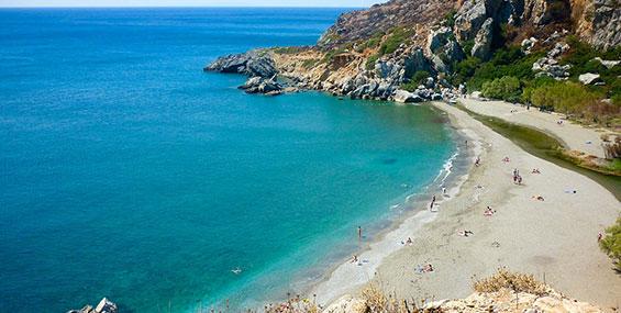 Playa de Preveli