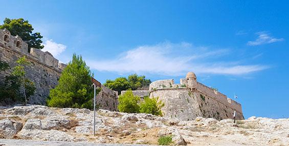 Muralla veneciana de Rethymnon