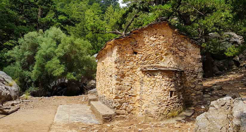 Iglesia de San Nicolas en Samaria