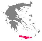 mapa isla creta grecia
